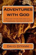 Adventures with God af David DiYanni