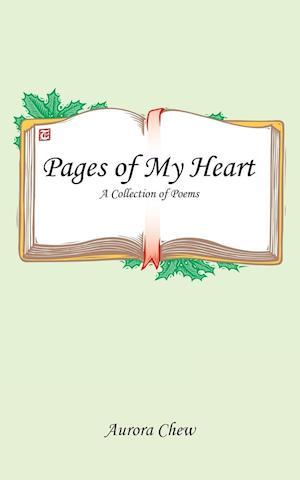 Bog, paperback Pages of My Heart af Aurora Chew