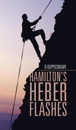 Bog, hardback Hamilton's Heber Flashes af R. Kuppuswamy