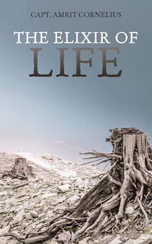 Bog, paperback The Elixir of Life af Capt Amrit Cornelius