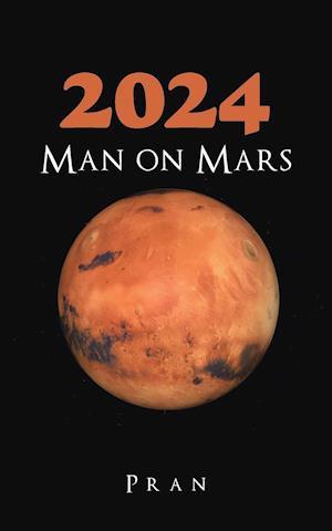 Bog, paperback 2024 Man on Mars