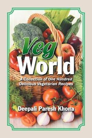 Bog, paperback Veg World af Deepali Paresh Khona