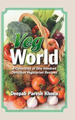 Veg World af Deepali Paresh Khona