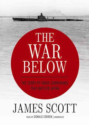 The War Below af James Scott