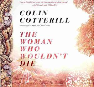 Lydbog, CD The Woman Who Wouldn't Die af Colin Cotterill