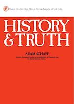 History and Truth af Adam Schaff