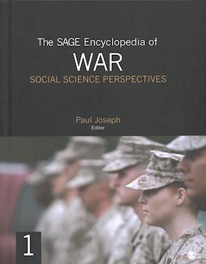 Bog, hardback The Sage Encyclopedia of War af Paul Joseph
