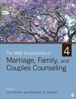 Bog, hardback The Sage Encyclopedia of Marriage, Family, and Couples Counseling af Jon Carlson