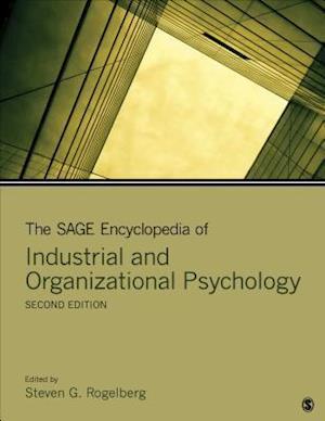 Bog, hardback The Sage Encyclopedia of Industrial and Organizational Psychology af Steven G. Rogelberg