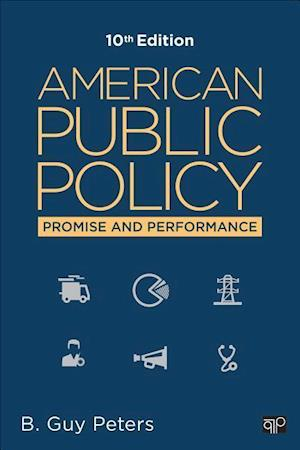American Public Policy af B. Guy Peters