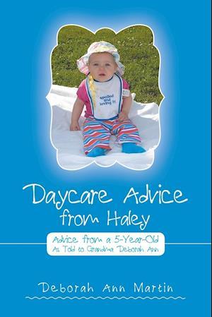 Bog, paperback Daycare Advice from Haley af Deborah Ann Martin