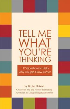 Bog, paperback Tell Me What You're Thinking af JAN HOISTAD