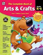 The Complete Book of Arts & Crafts, Grades K - 4 (Complete Book of…)