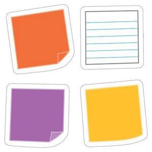 Bog, hardback School Tools Notes Mini Cut-Outs