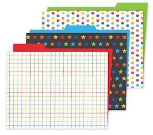 Bog, hardback School Tools File Folders