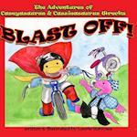 Blast Off!! af Laurie Barrows