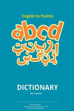 English to Pashto Dictionary with Phonetics af Amir Khan