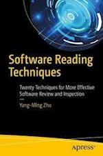 Software Reading Techniques