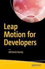 Leap Motion for Developers af Abhishek Nandy