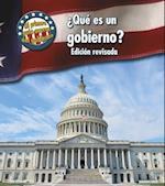 Que Es Un Gobierno? (Mi Primera Guia Acerca del Gobierno Paperback)