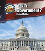 What's Government? (First Guide to Government)