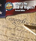 What's the Bill of Rights? (First Guide to Government)