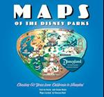 Maps of the Disney Parks (Disney Editions)