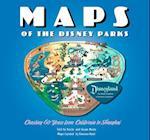 Maps of the Disney Parks af Vanessa Hunt