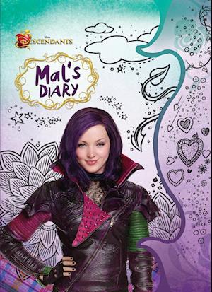 Mal's Diary af Disney