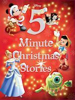 Disney 5-Minute Christmas Stories (5 Minute Stories)