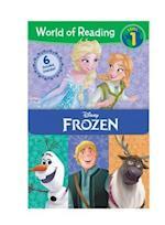 Frozen (World of Reading Level 1)