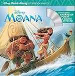 Moana Read-Along Storybook and CD (Read-along Storybook and Cd)