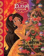 Feliz Navidad (Elena of Avalor)