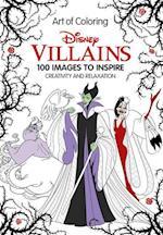 Art of Coloring Disney Villains af Disney Book Group