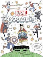 Marvel Doodles (Doodle Book)
