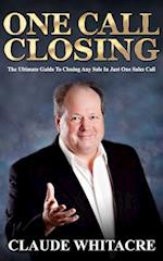 One Call Closing af Claude Whitacre