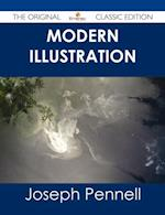 Modern Illustration - The Original Classic Edition af Joseph Pennell