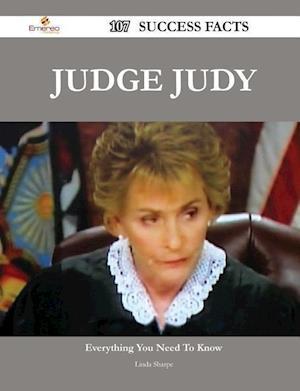 Bog, paperback Judge Judy af Linda Sharpe