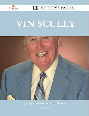 Bog, paperback Vin Scully af Sarah Mejia