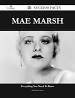 Mae Marsh 82 Success Facts - Everything you need to know about Mae Marsh af Elizabeth Castro