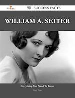 William A. Seiter 78 Success Facts - Everything you need to know about William A. Seiter af Harry Dean