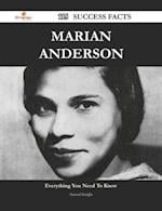 Marian Anderson 115 Success Facts - Everything you need to know about Marian Anderson af Samuel Knight