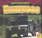 Humvees (Mighty Military Machines)