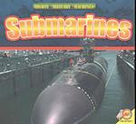 Submarines (Mighty Military Machines)