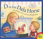 D Is for Dala Horse (Av2 Fiction Readalong 2017)