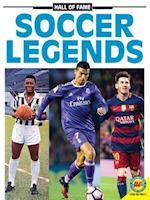 Soccer Legends (Hall of fame)