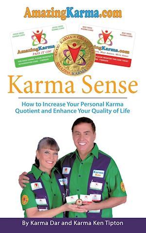 Bog, paperback Karma Sense af Karma Ken Tipton, Karma Dar