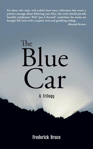 Bog, paperback The Blue Car af Frederick Bruce