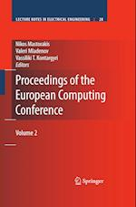 Proceedings of the European Computing Conference (Lecture Notes in Electrical Engineering, nr. 1016)