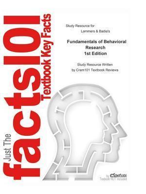 Fundamentals of Behavioral Research af CTI Reviews